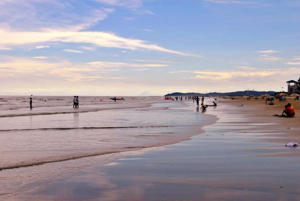北海免费景点,广西北海免费景点推荐